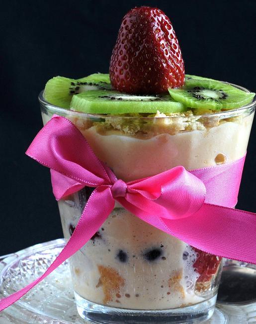 10 recetas de postres irresistibles para recibir el Ao Nuevo