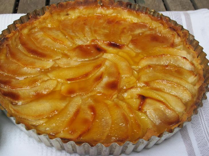 Semana de la tarta dulce express de manzanas un cl sico for Utilisima cocina