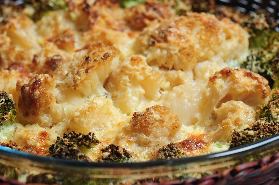Recetas De Cocina Con Brocoli | Gratin De Brocoli Y Coliflor Blogs Lanacion Com