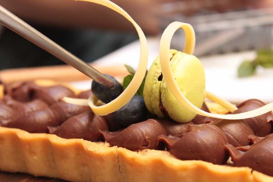 Crema Pastelera de Chocolate Crema Pastelera de Vainilla