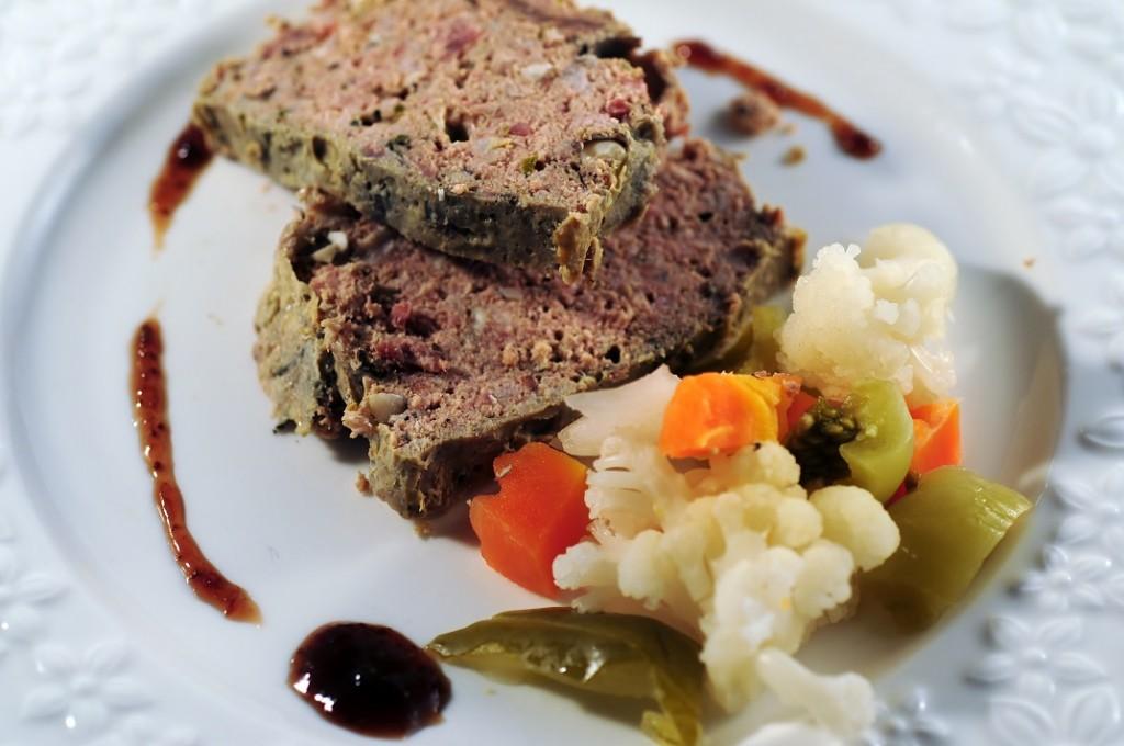 Una receta f cil e infalible de terrine de campo blogs - Ana cocina facil ...