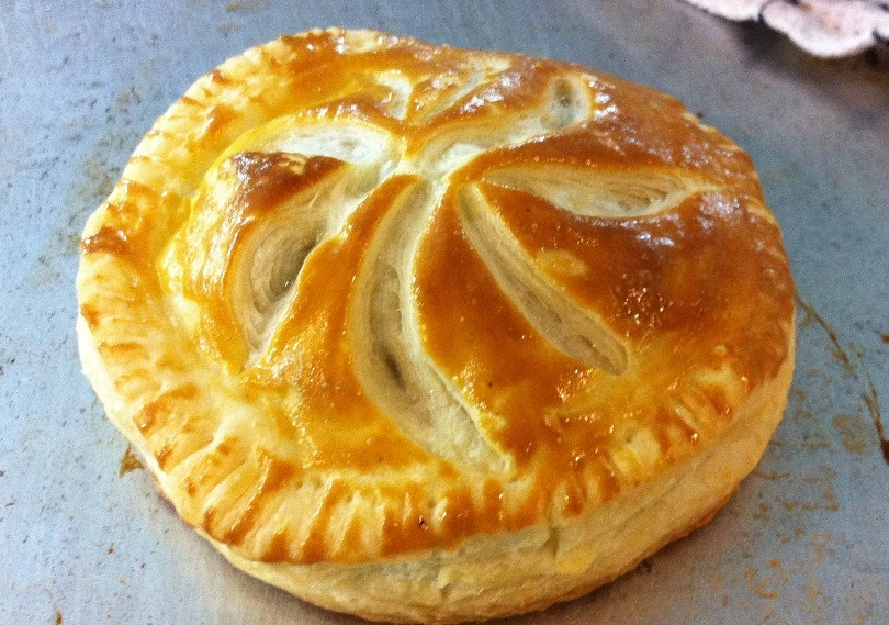 Galette de rois o tarta de reyes la rosca de reyes for Menu tipico frances