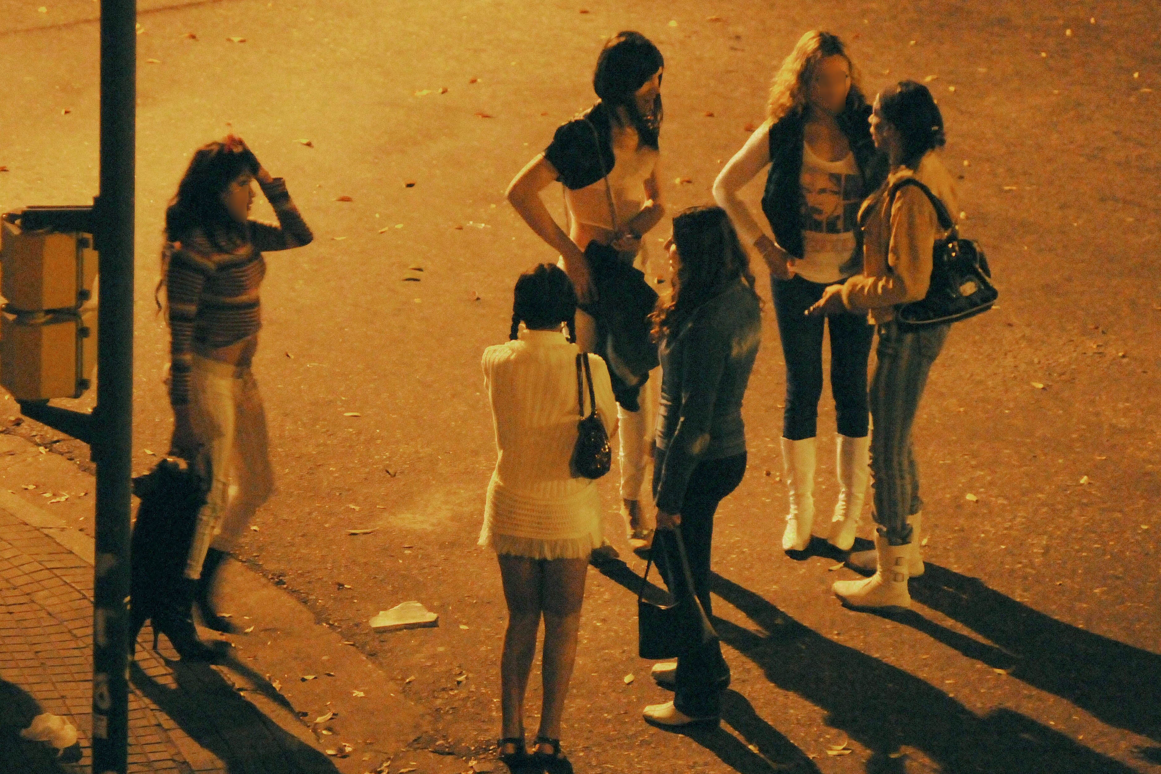 prostitutas de  años la prostitución