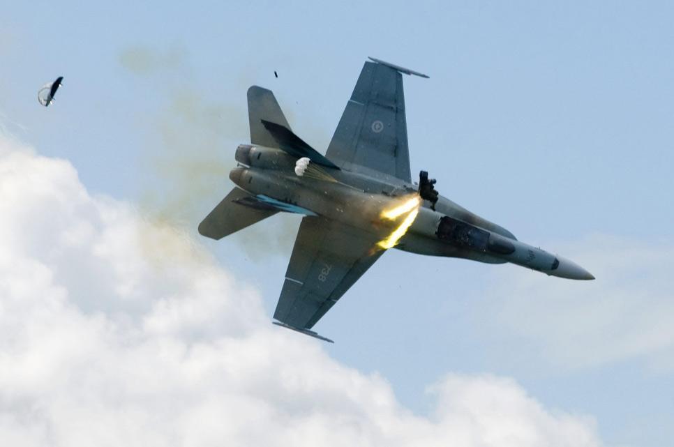 Canadá prepara el reemplazo de sus CF-18 Hornet Avion1