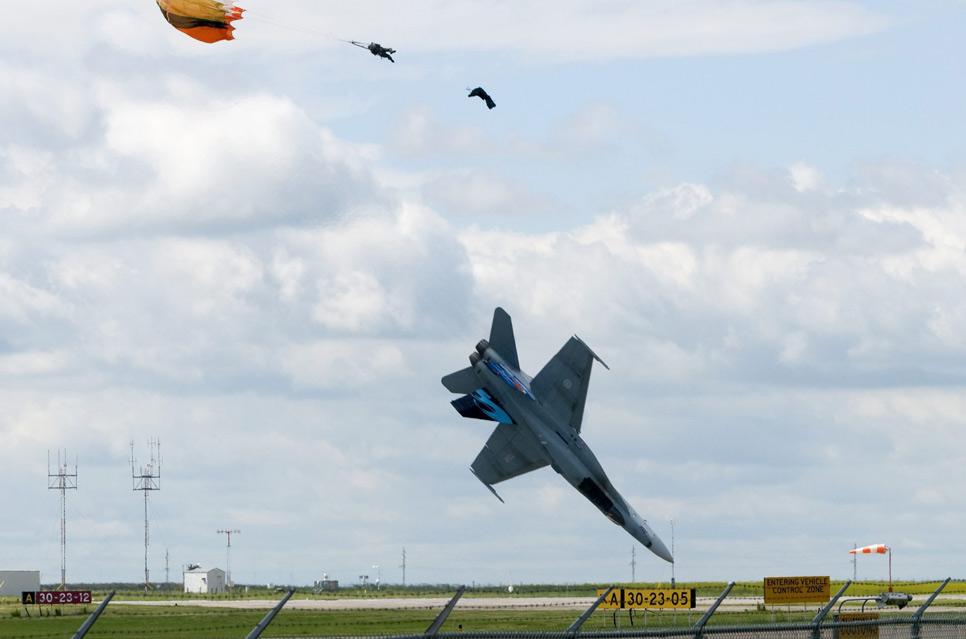 Canadá prepara el reemplazo de sus CF-18 Hornet Avion2