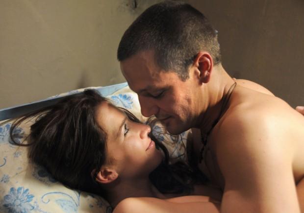 Rodrigo de la Serna y Soledad Fandiño