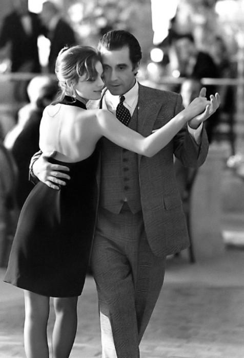 tango en perfume de mujer