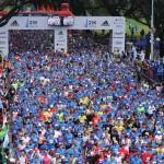 La largada de los 21k de Buenos Aires
