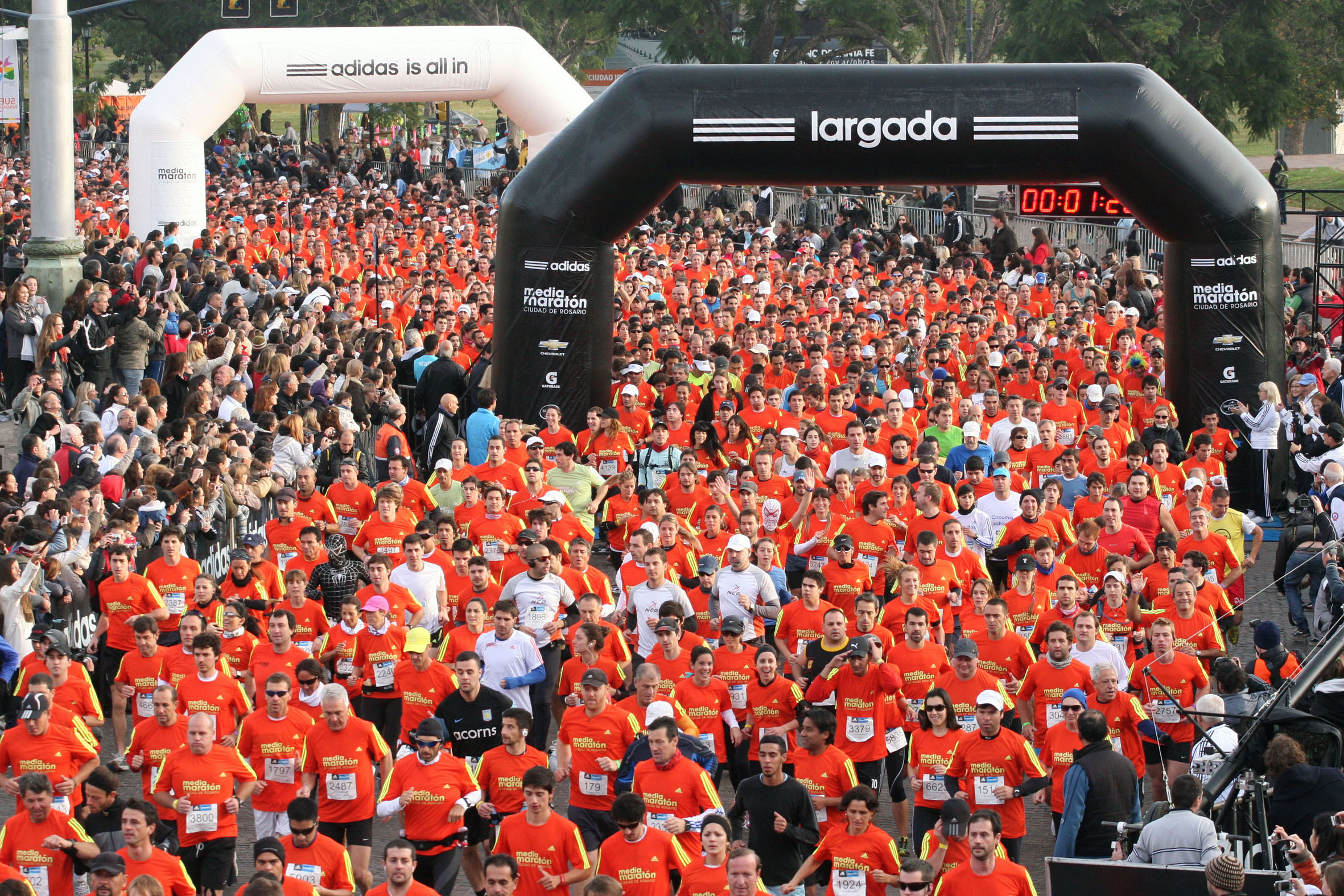 maraton adidas rosario 21k