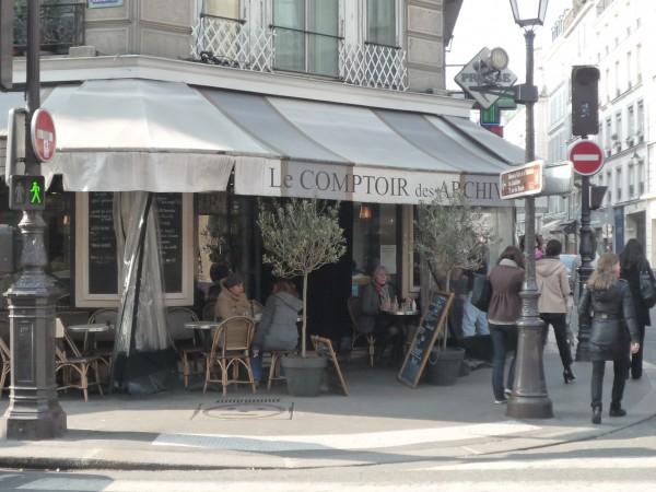 D nde comer en par s al mediod a blogs - Comptoir des cotonniers avenue louise ...